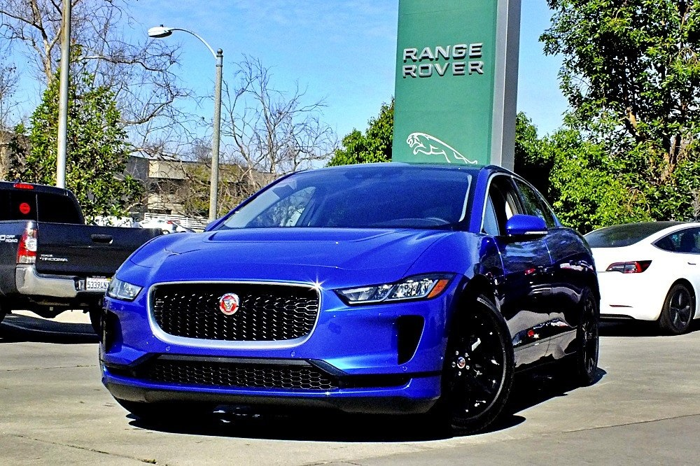 New 2020 Jaguar I-PACE S